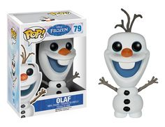 Olaf. Frozen. Funko Pop Figures. My boyfriend surprised me with this adorable one the other day!