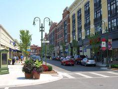 The Greene- dayton, ohio