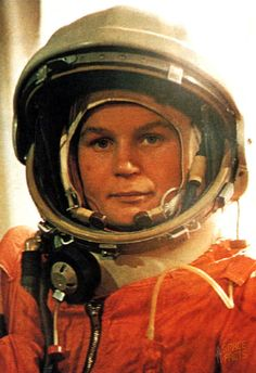 Valentina Tereshkova was born in Maslennikovo, near Yaroslavl, in Russia on 6 March 1937. She was the first woman to go to space at the age of 26 on the Vostok 6 rocket. Her mission lasted just under three days (two days, 23 hours, and 12 minutes).