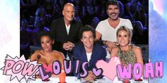 Louis Tomlinson signs up to AGT as a guest judge