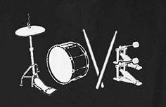 Drums Wallpaper, Live Wallpaper Iphone, Drum Tattoo, 1 Tattoo, Tattoo Musica, Plain Black Wallpaper, Drummer Quotes, Gretsch Drums, Drum Room