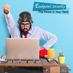 #EndpointSecurity- The Power in Your Hand  #endpointmanagement #cybersecurity #Internetsecurity #internet