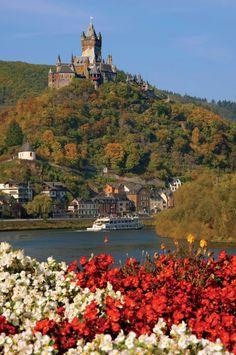 Along the Rhine River, Germany  Love Germany!