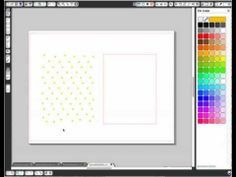 Make templates for simple backgrounds like polka dots and stripes and change the colors as needed.  Margaret is great!  mlwilburnlakeview