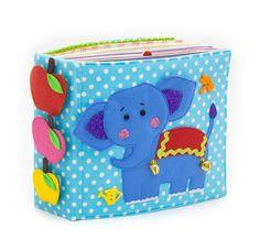 Children's Quiet Book Busy Book Eco friendly Toddler