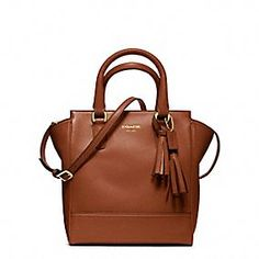 at the top of my wish list right now... Legacy Leather Mini Tanner Crossbody 268.00