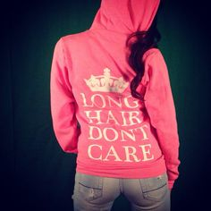 Keep calm... NO! We can't keep calm with this hoodie!!! It's way to freakin awesome!  #longhairdontcare #lhdc #hair #LHDCclothing #fashion #style #clothing #follow ❤️www.LHDC.com❤️