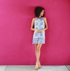 Really cute dress from a recent Stitch Fix tweet!!