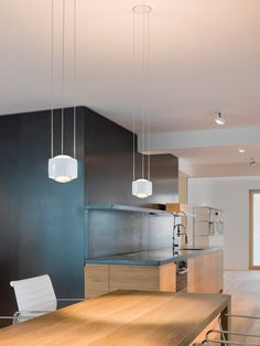 The Sento series by Occhio Room Lights, Ceiling Lights, Kitchen Lighting, Table Lighting, Beautiful Interiors, Light Table, Interior Lighting, New Homes, Design