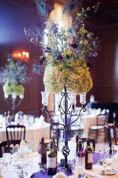 Vineyard wedding idea