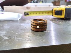 Chansthinks Wood Crafts! 찬이생각: Chansthinks wood ring