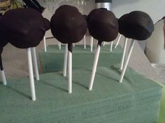 Healthy Cake Pops? No Way! (sugar free • gluten free • low carb • dairy free)