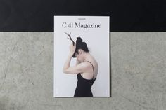 C 41 Magazine - C 41 Magazine is a magazine of contemporary photography based in Milan, Italy - Helped them (as PR professional) to launch their first paper magazine in Italy, in December 2015 - www.c41magazine + www.valeriasartorio.com