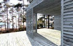 Moderni valmistalo sunhouse45