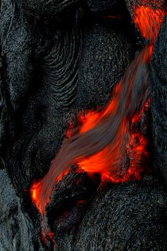 Powerful Nature - Lava