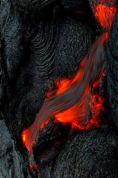 Powerful Nature - Lava