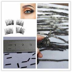 de3b4fb106b Cheap handmade false eyelashes, Buy Quality false eyelashes handmade  directly from China for eyelash extension Suppliers: Best Deal NEW Reusable  Magnet ...
