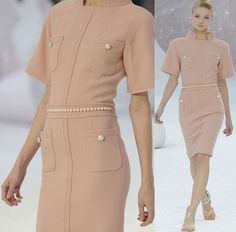 Chanel Ready To Wear Spring 2012
