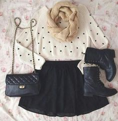 17 beautiful dressy warm winter outfits