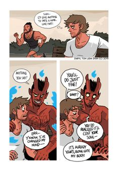 Faustian Date - Part 01updated the strip that started it all. Yep.next/