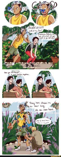 Picture memes by UshijimaSenpai: 2 comments - iFunny :) Kagehina, Bokuto Koutarou, Bokuaka, Kuroo, Haikyuu Karasuno, Haikyuu Funny, Haikyuu Manga, Haikyuu Fanart, Manga Anime
