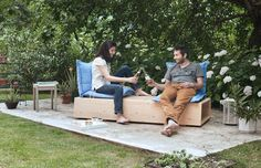 New Outdoor Furniture Collection from Formabilio - Design Milk