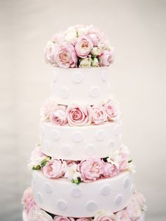 photo: Polly Alexandre; Possibly The Cutest Wedding Cakes Ever