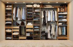 Tips og inspirasjon Garderobeinnredning