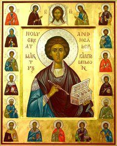 Heilige Panteleimon