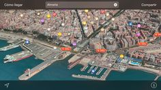 Mapas de Apple añade 7 nuevas ciudades con Flyover - http://www.actualidadiphone.com/mapas-de-apple-anade-7-nuevas-ciudades-con-flyover/