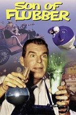Son Of Flubber (1963) | The Professor's on the Loose Again
