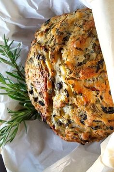 Easy Snacks, Easy Healthy Recipes, Raw Food Recipes, Cooking Bread, Bread Baking, Brunch, Dutch Recipes, Bread And Pastries, Happy Foods