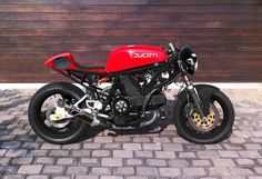 this is how ducati should be doing their bikes right now