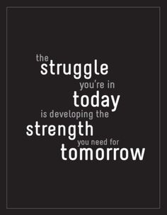 35+ Inspirational Quotes About Strength to keep you going each and every day! #SkinnyMs.