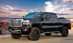 Congrats Kelly Morgan on your new 2015 3500 Denali HD! What a beauty! Gm Trucks, Lifted Trucks, Cool Trucks, Chevy Trucks, Pickup Trucks, Lifted Duramax, Chevy 4x4, Chevy Pickups, Gmc Diesel