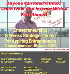 Step into Entrepreneurship and become your own boss! Business Video, Online Business, Employee Stock Ownership Plan, Entrepreneurship Courses, Success Video, Initial Public Offering, Sales Letter, School Grades, Family Support