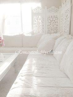My Shabby Chic Home ~ Romance House ~ Romantic Home
