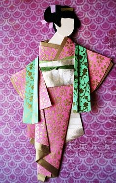 Moligami-skład japoński: Tutorials