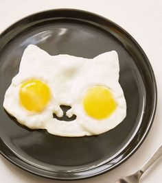 Achetez le moule à oeuf sur le plat chat sur lavantgardiste et donnez une nouvelle saveur à vos assiettes.