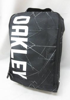 827e1d7905 Oakley BG SHOE BAG 12 0 Black Print 921409 JP 00G Black Print Black OAKLEY