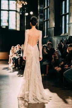 8df86ce2de1 Mariage   50 robes dos nu repérées sur Pinterest. Dream DressWedding ...