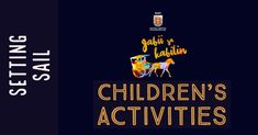 Gabii sa Kabilin (GSK), in partnership with RAFI – Dolores Aboitiz Children's Fund (RAFI-DACF), will hold children's activities during GSK Inspired by different aspects of Cebuano culture, th… Passion Music, 7 Year Olds, Cebu, Buy Tickets, Mobile Photography, Leadership, Sailing, Finance, Road Trip