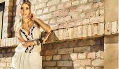 Moda feminina - Coleção Verão 2016 da Icq Brasil vem leve e estilosa.