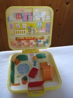 1989 - Polly Pocket Midge's Play School Compact