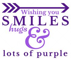 11 Purple Quotes To Share With Those Who Love Purple! - PURPLEologist.com