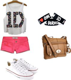 1D concert. This is a good idea for an outfit for our concert.... @Emily Schoenfeld Schoenfeld Bryant