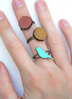 cute rings!