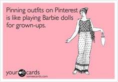 SO true! Barbie had everything!