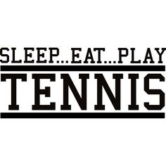 Add a touch of high-end decor to your home or office with this classic vinyl art. Whether applied to a piece of wood, shelving or as a wall accent, this art is the perfect way to upgrade your home. Tennis Crafts, Tennis Funny, Locker Decorations, Tennis Decorations, Tennis Quotes, Tennis Elbow, Tennis Tips, Golf Humor, Play Tennis