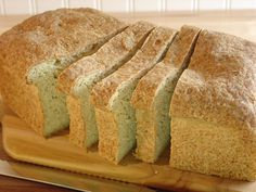 Light & Airy Millet Bread - using 3/4 cup flaxseed, 1/4 cup psyllium, and lots of millet...if only I could find a reliable source of fresh millet flour!